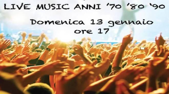 locandina artemusica live show