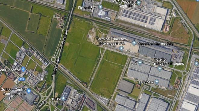 Area Granella Nuovo Parco Logistico Da 360mila Metri Quadrati