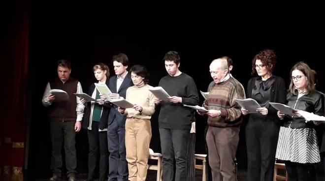 reading teatrale al san matteo