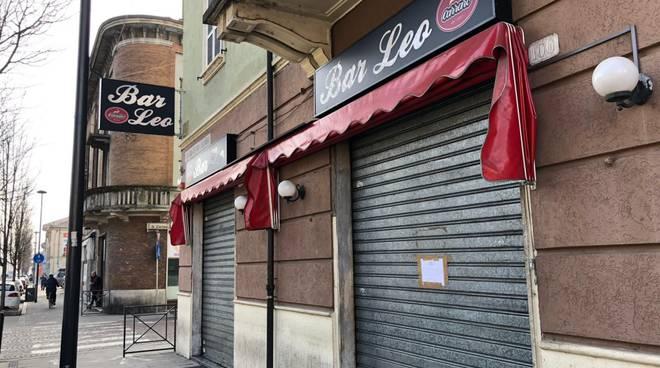 Bar Leo chiuso per 15 giorni