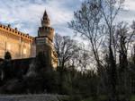 24 Dicembre-presepe vivente al castello di Rivalta