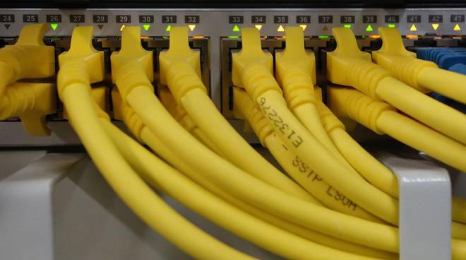 Cavi di rete internet