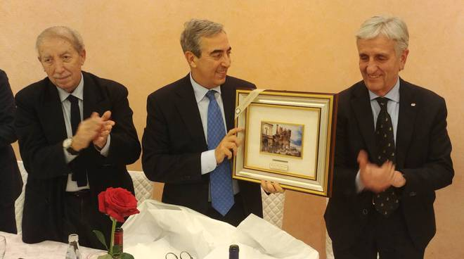Cena liberali con Maurizio Gasparri