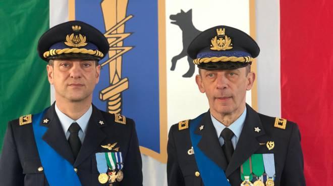 Comandante Aeronautica militare San Damiano, Fuochi e Rossi