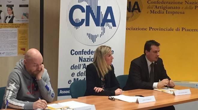 Conferenza corso in Cna