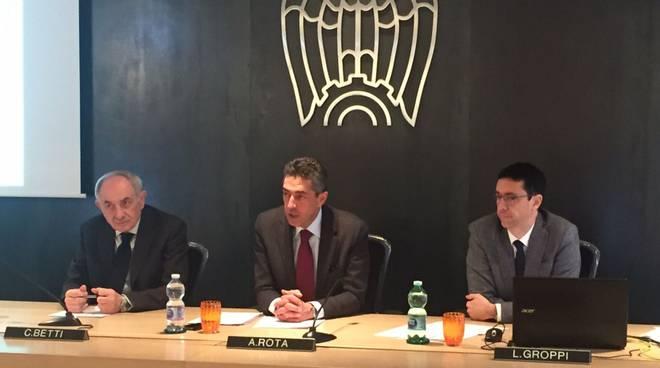Conferenza stampa Confindustria