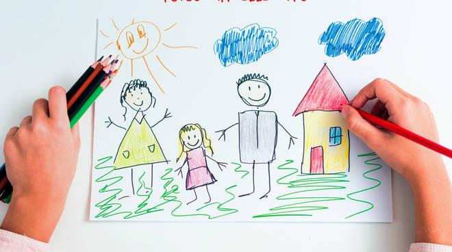 Disegno Di Un Bambino : Il disegno di un bambino ci racconta tanto di lui le nuove mamme