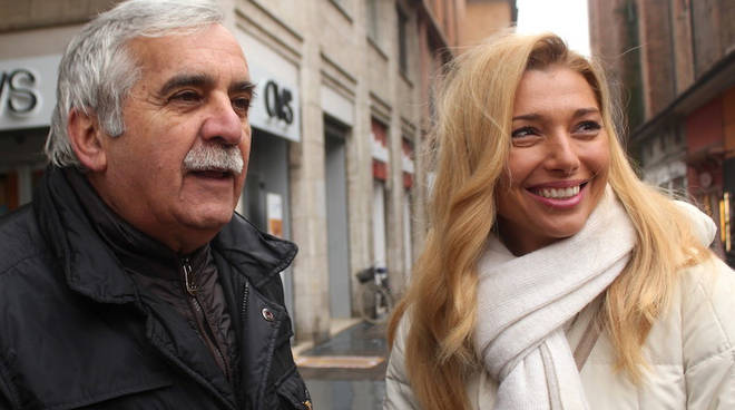 Elena Murelli e Pietro Pisani