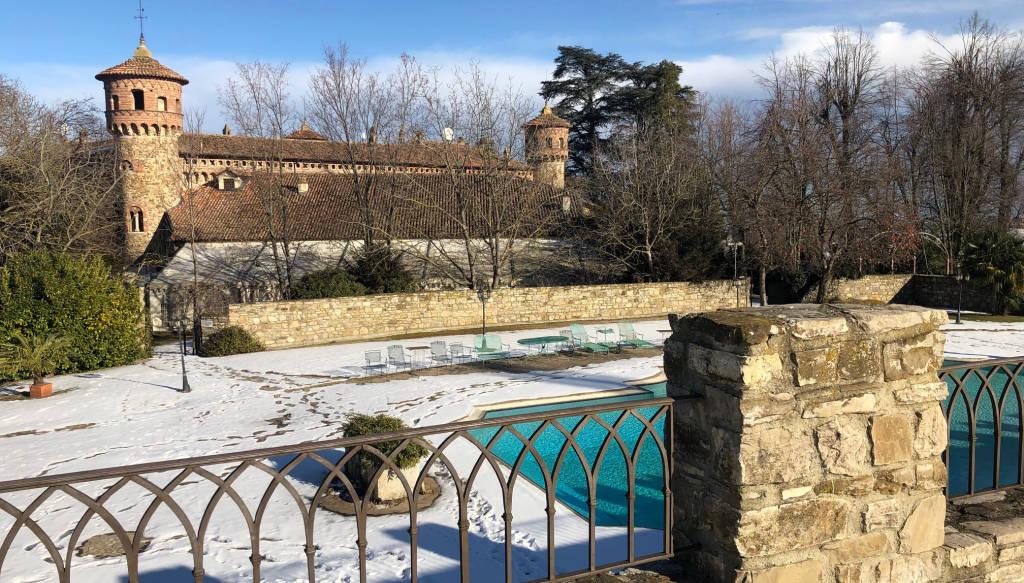 Il castello di Rezzanello