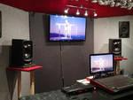 Il nuovo studio musicale a Saliceto di Cadeo