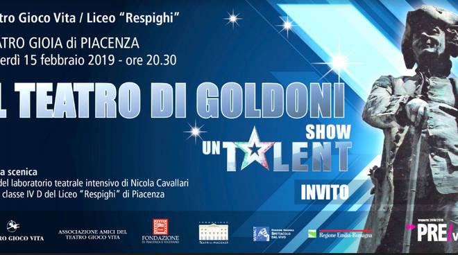 Il teatro di Goldoni