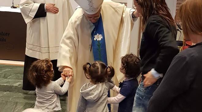 Immacolata di Lourdes, la celebrazione con il vescovo