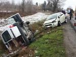 incidente a Fiorenzuola 2 febbraio 2019