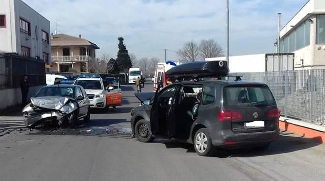 incidente a strada Bonina