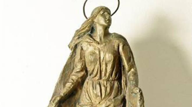 La Madonna del Popolo di Luciano Ricchetti