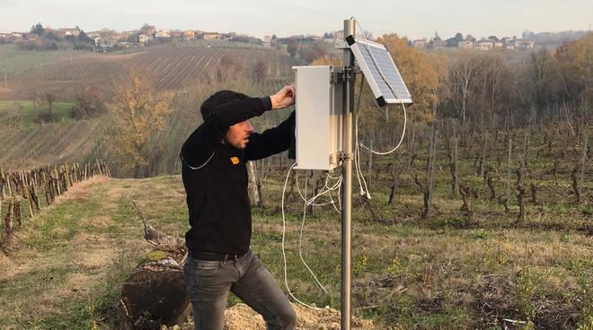 Le nuove stazioni meteo di Cantina Valtidone
