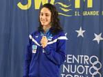 Matilde Zucchini sul podio a Torino