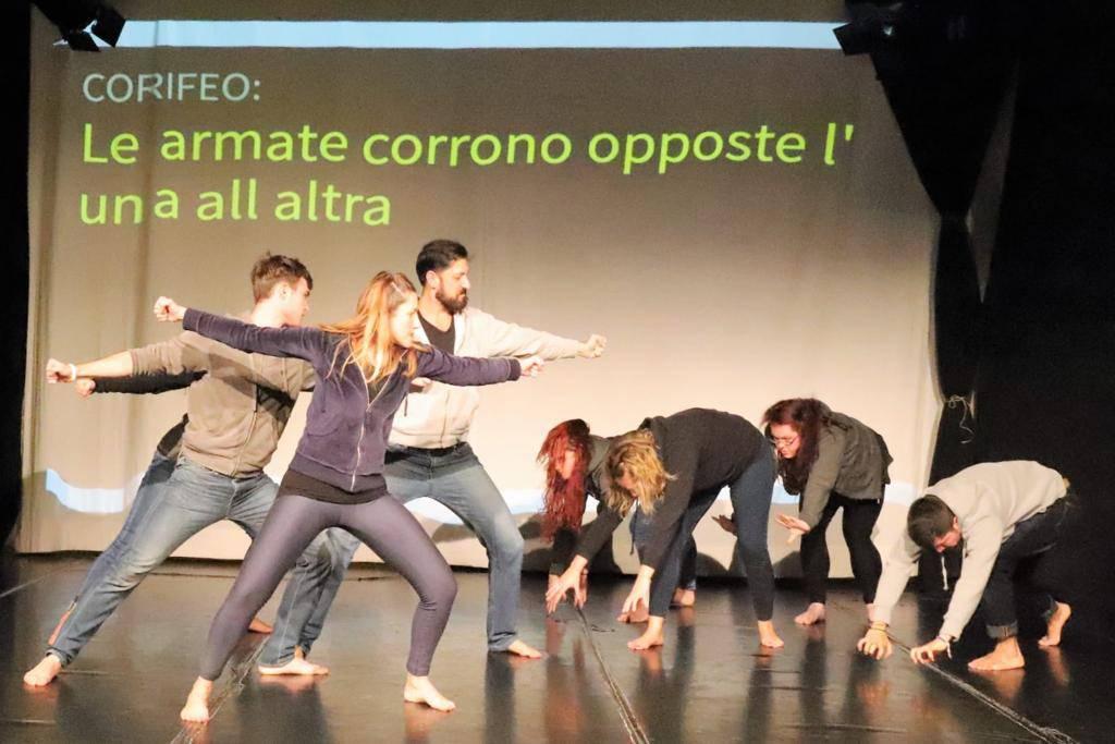 Medusa a teatro