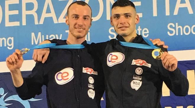 Michael Centonze e Ivan Ficcaglia