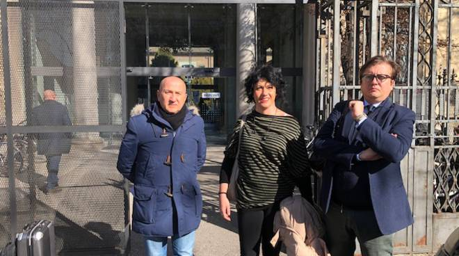 Movimento 5 Stelle in ospedale