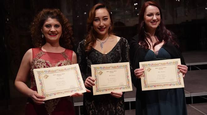 Premiati concorso Flaviano Labò