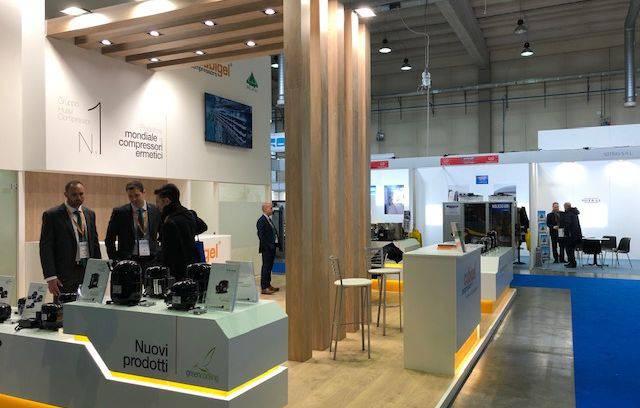 Refrigera 2019 a Piacenza Expo