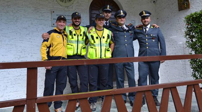 Stazione di Soccorso Alpino della Guardia di Finanza di Abetone Cutigliano