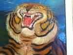 Tigre di Antonio Ligabue