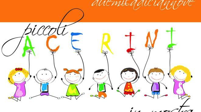 A Spazio 40 In Mostra I Disegni Di Acerino Realizzati Dai Bambini