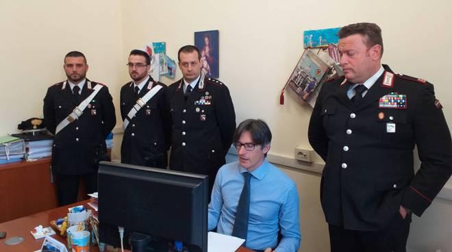 arresti droga procura carabinieri rivergaro