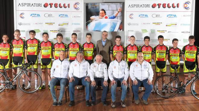Aspitatori Otelli ciclismo 2019
