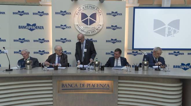 Assemblea bilancio 2019 Banca di Piacenza