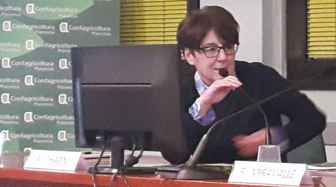Chiara Azzali (Confagricoltura)