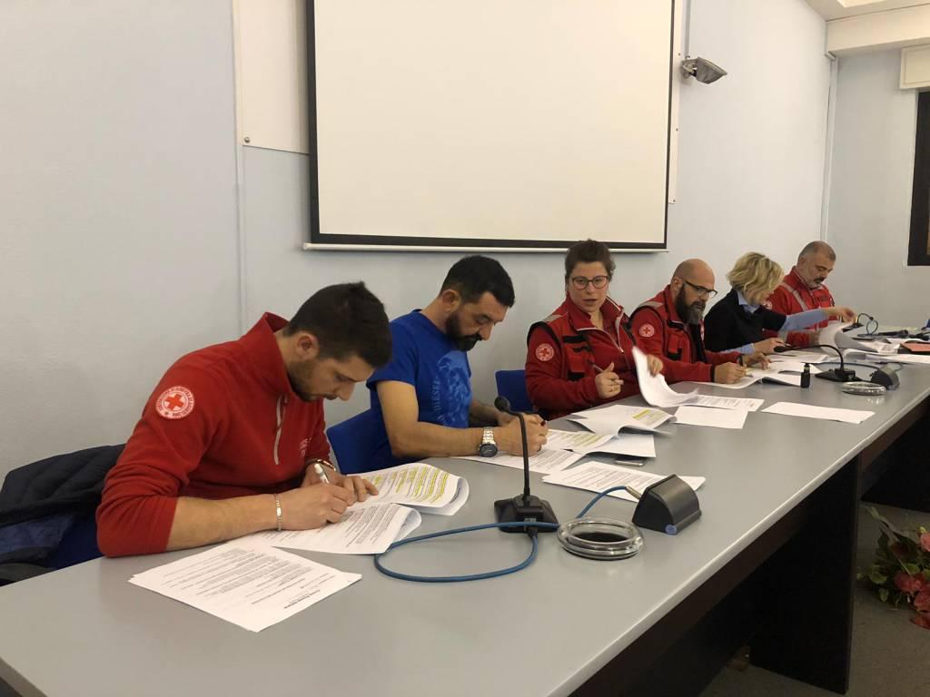 corso volontari Croce Rossa 2019