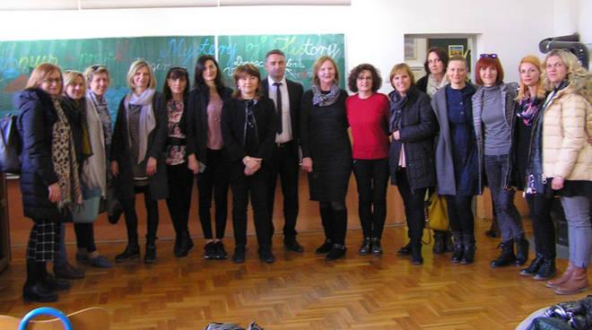 Erasmus Ottavo Circolo Croazia