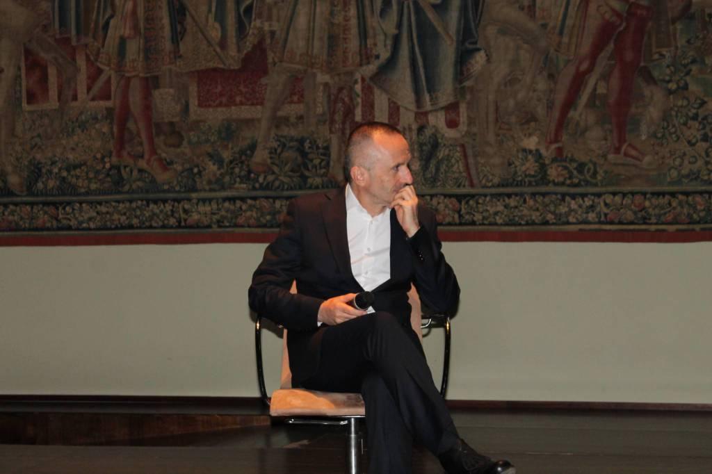 Fabrizio Gatti a Dis-chiusure