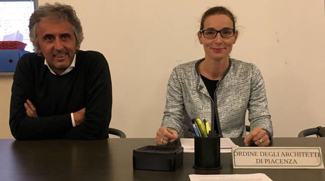 Giuseppe Baracchi e Adriana Fantini