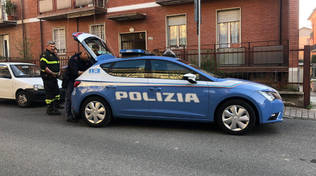 I soccorsi in via Guerra