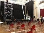 Il debutto del nuovo spazio teatrale 360°