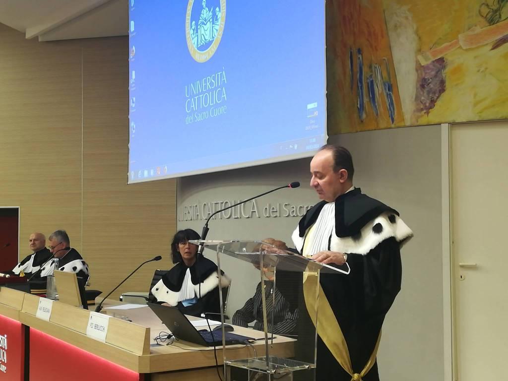 Il Dies Academicus 2019 in Cattolica