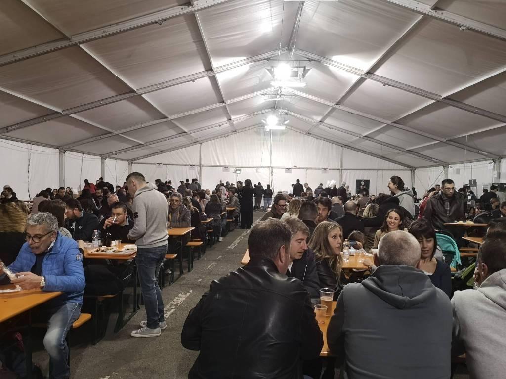 Il Festival dell'anolino a Fiorenzuola