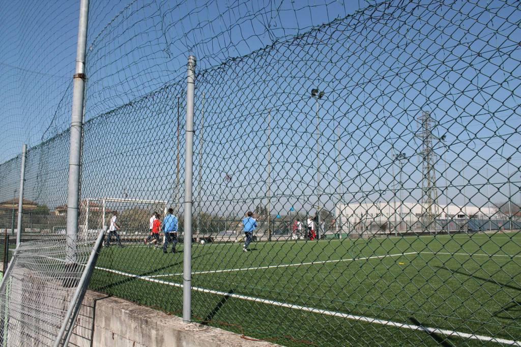 Il nuovo centro sportivo della Spes Borgotrebbia