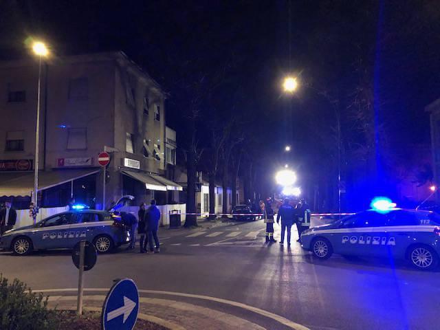 incidente in via Nasolini