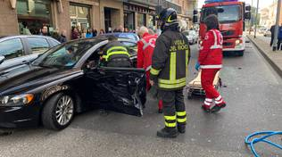 incidente via genova