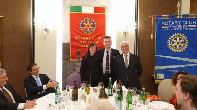 Incontro Sichel al Rotary