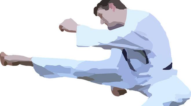 Karate arti marziali