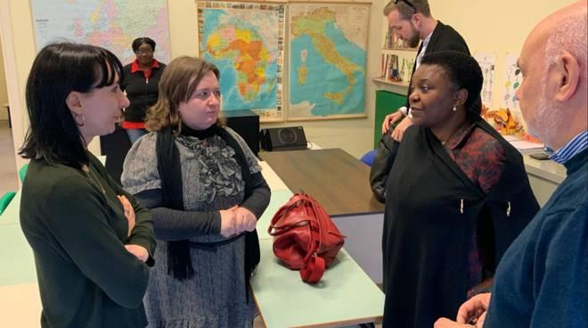 Kyenge a Mondi Aperti