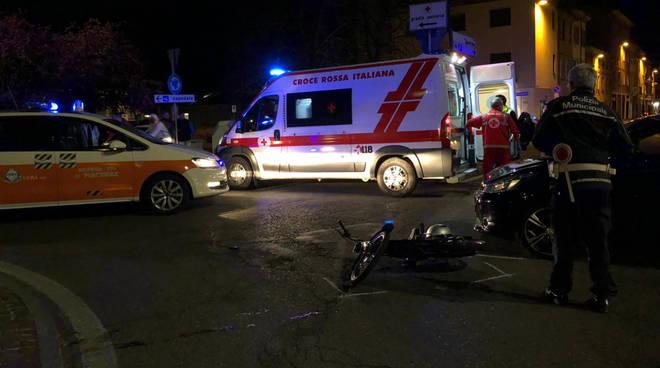 L'incidente a Barriera Torino