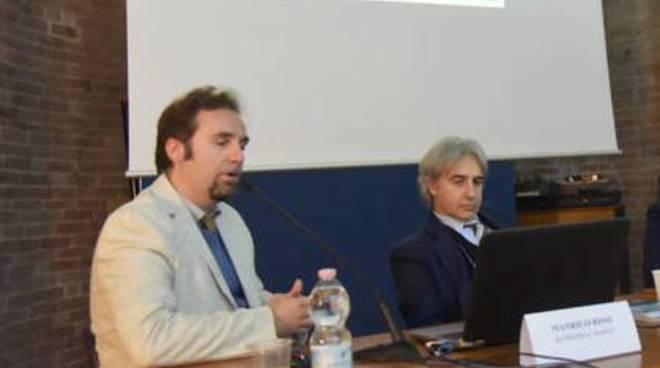 la presentazione del libro di Mauro Molinaroli