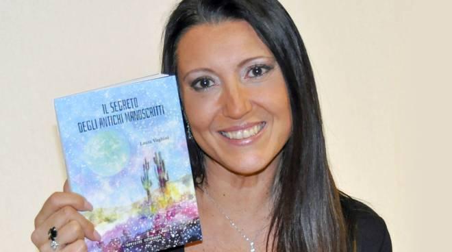 Laura Vaghini e il suo nuovo libro